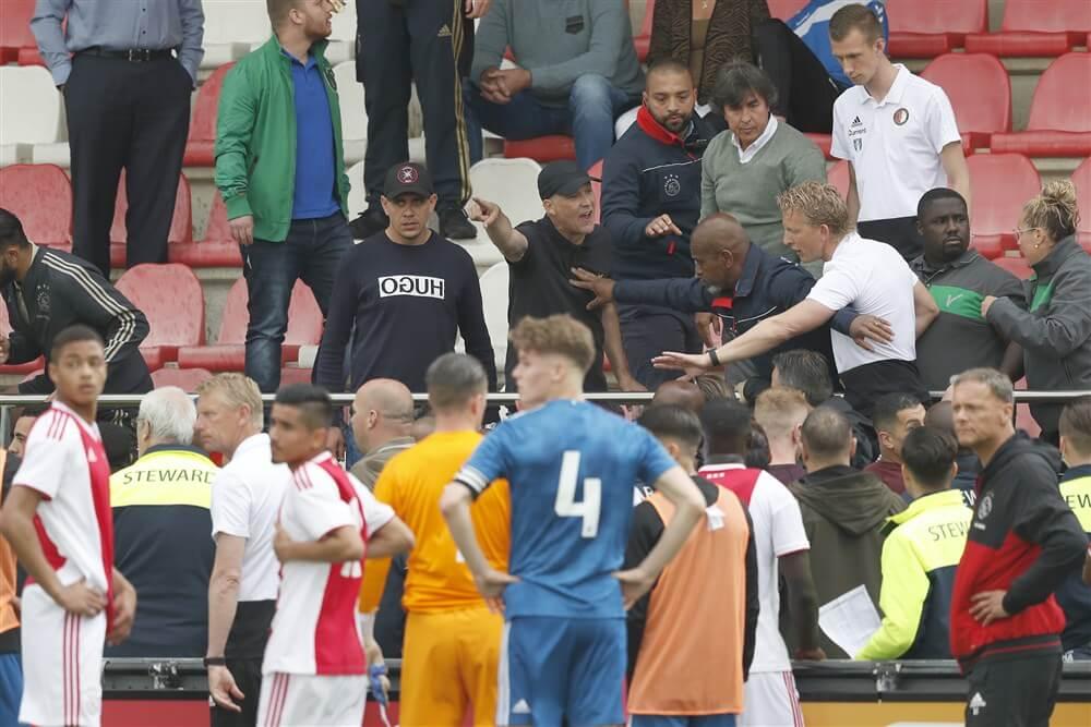 """""""SuperCup-duel van Ajax onder 19 gaat door onder strikte voorwaarden voor publiek""""; image source: Pro Shots"""