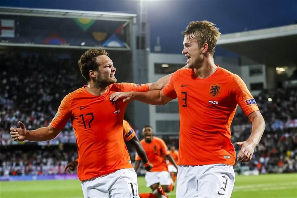 Hoofdrol voor Matthijs de Ligt bij overwinning van Nederlands elftal; image source: Pro Shots