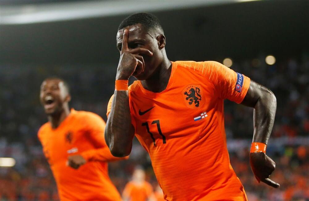 """""""Ajax wil Quincy Promes aan selectie toevoegen""""; image source: Pro Shots"""