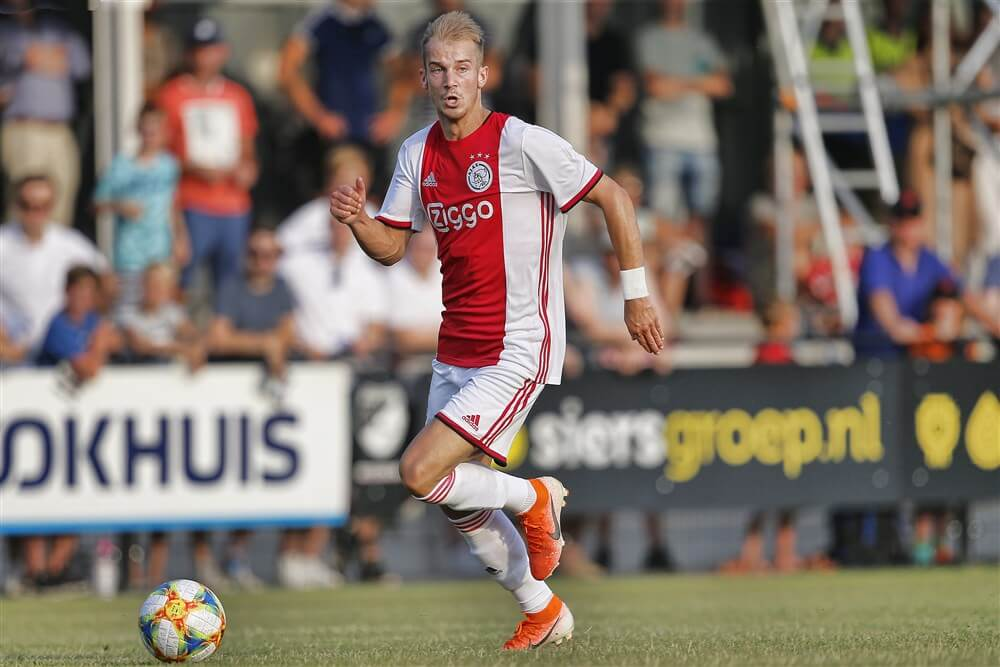 """Ajax bedingt terugkoopoptie bij transfer Václav Černý""; image source: Pro Shots"
