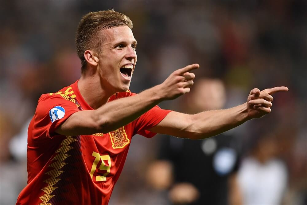 "[Update] ""Ajax nadert akkoord over transfer Dani Olmo""; image source: Pro Shots"