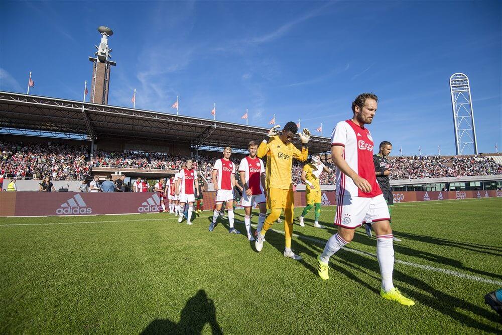Ajax sluit voorbereiding af met nederlaag tegen Panathinaikos; image source: Pro Shots