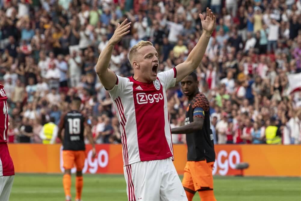 PSV - Ajax mogelijk verplaatst vanwege Europese verplichtingen; image source: Pro Shots