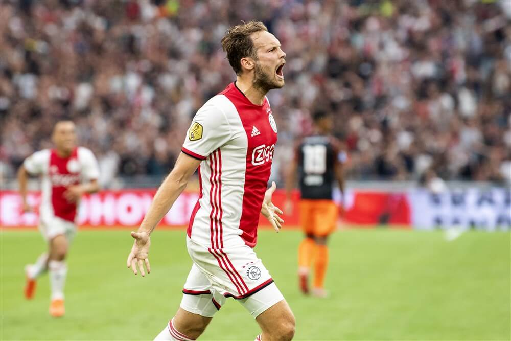 Ajax opent seizoen met winst van Johan Cruijff Schaal; image source: Pro Shots