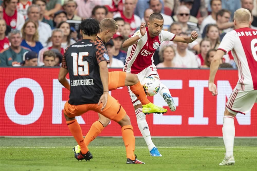 """Olympique Lyonnais wil Hakim Ziyech naar Frankrijk halen""; image source: Pro Shots"
