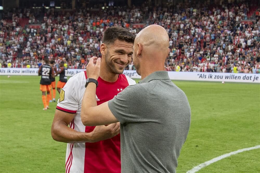 """Lisandro Magallán: """"Mijn zes maanden bij Ajax zijn erg mooi geweest""""; image source: Pro Shots"""