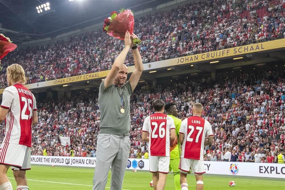 Erik ten Hag door FIFA genomineerd voor beste trainer ter wereld; image source: Pro Shots