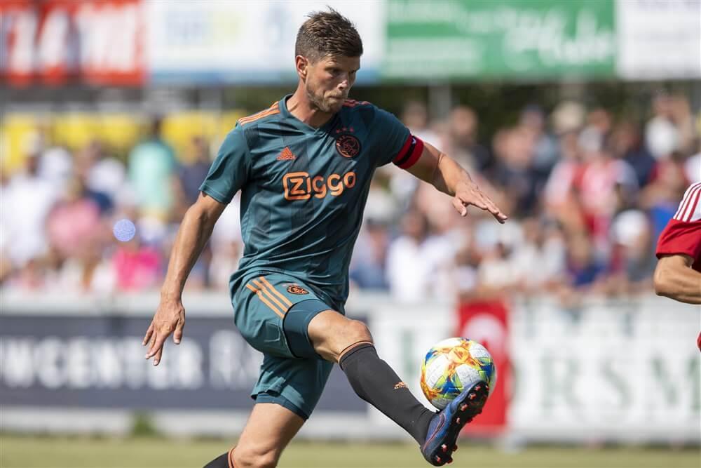 Ajax gelijk in oefenduel tegen Sivasspor na schitterende goal van Klaas Jan Huntelaar; image source: Pro Shots