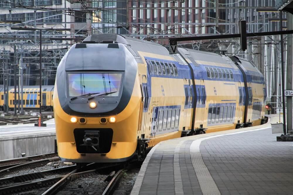 Ajax in november met trein naar Lille; image source: Pro Shots