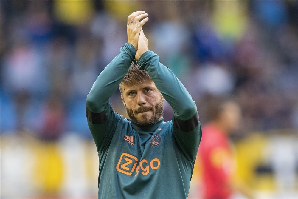 """Lasse Schöne traint mee met Ajax""; image source: Pro Shots"