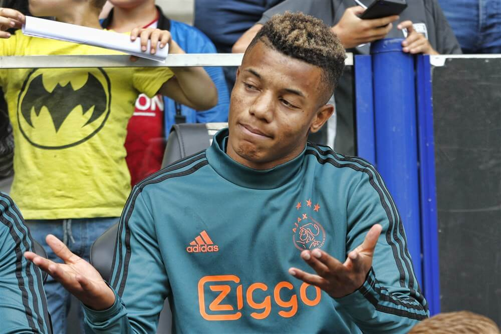 """Verhoogd bod Manchester United op David Neres direct afgewezen door Ajax""; image source: Pro Shots"
