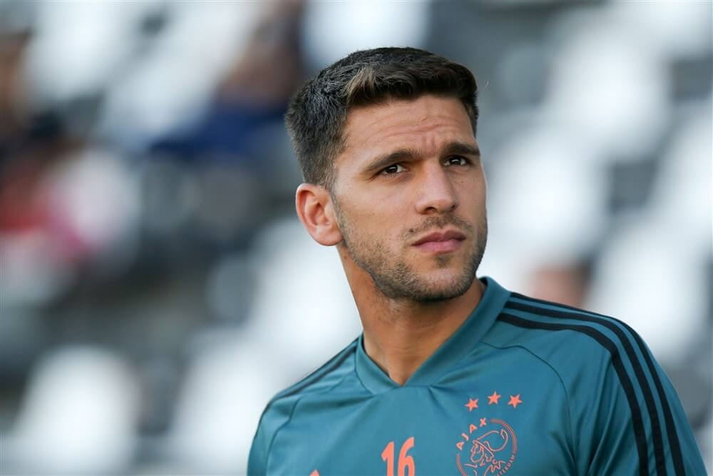 [Update] Ajax bevestigt verhuur Lisandro Magallán; image source: Pro Shots