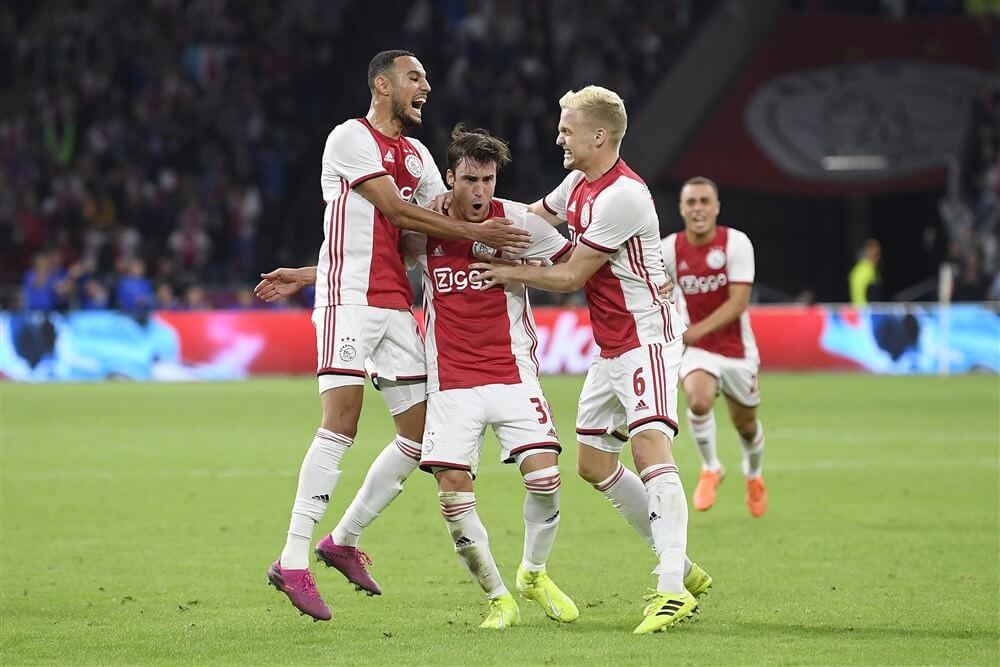 Ajax te sterk voor PAOK na heerlijke wedstrijd; image source: Pro Shots