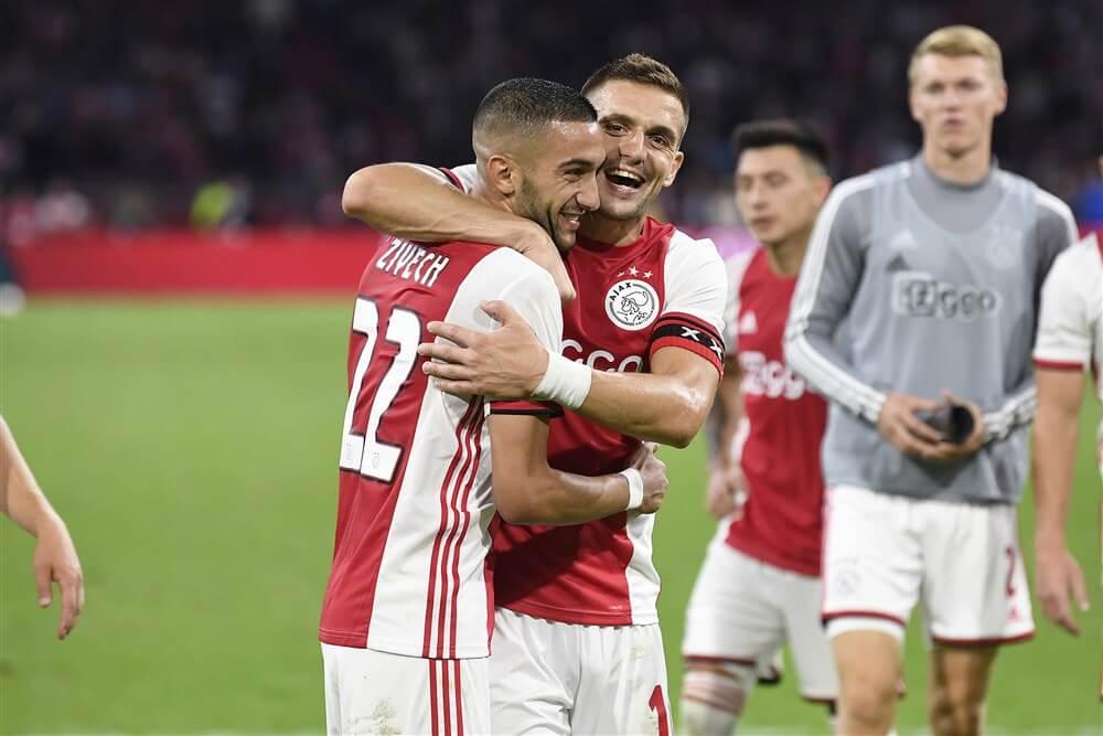 """Hakim Ziyech: """"De trainer en ik en de rest van de selectie hebben een prima relatie""""; image source: Pro Shots"""
