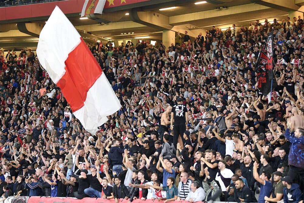 Ajax biedt seizoenkaarthouders mogelijkheid tot terugbetaling per gemiste thuiswedstrijd; image source: Pro Shots