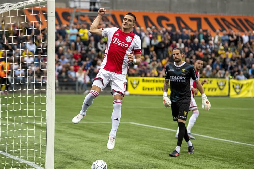 Ajax boekt ruime overwinning op bezoek bij VVV Venlo; image source: Pro Shots