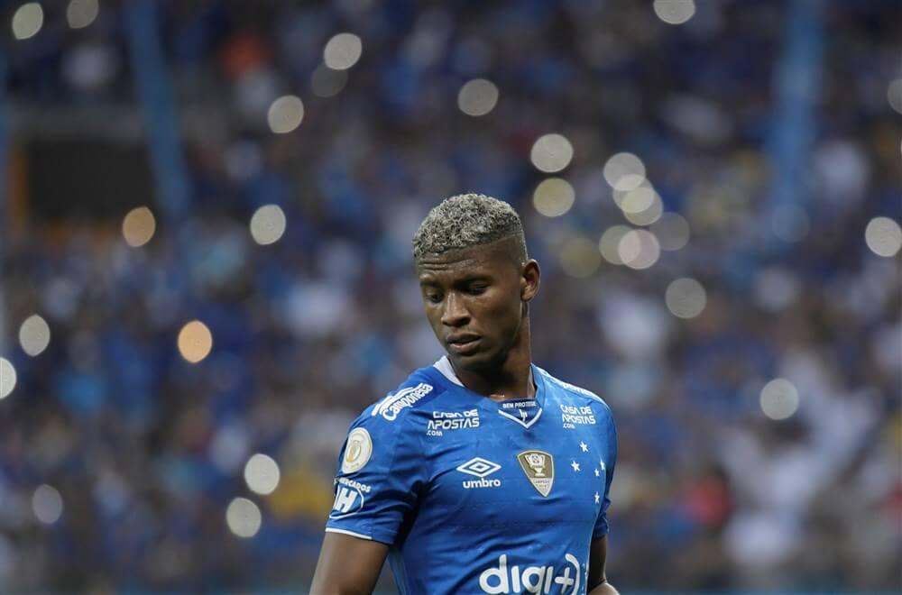 """""""Cruzeiro gaat koopoptie voor Luis Orejuela lichten""""; image source: Pro Shots"""