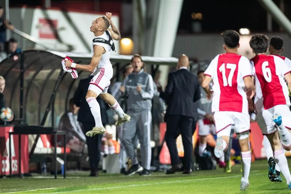 Jong Ajax wint na bizarre slotfase van Almere City; image source: Pro Shots