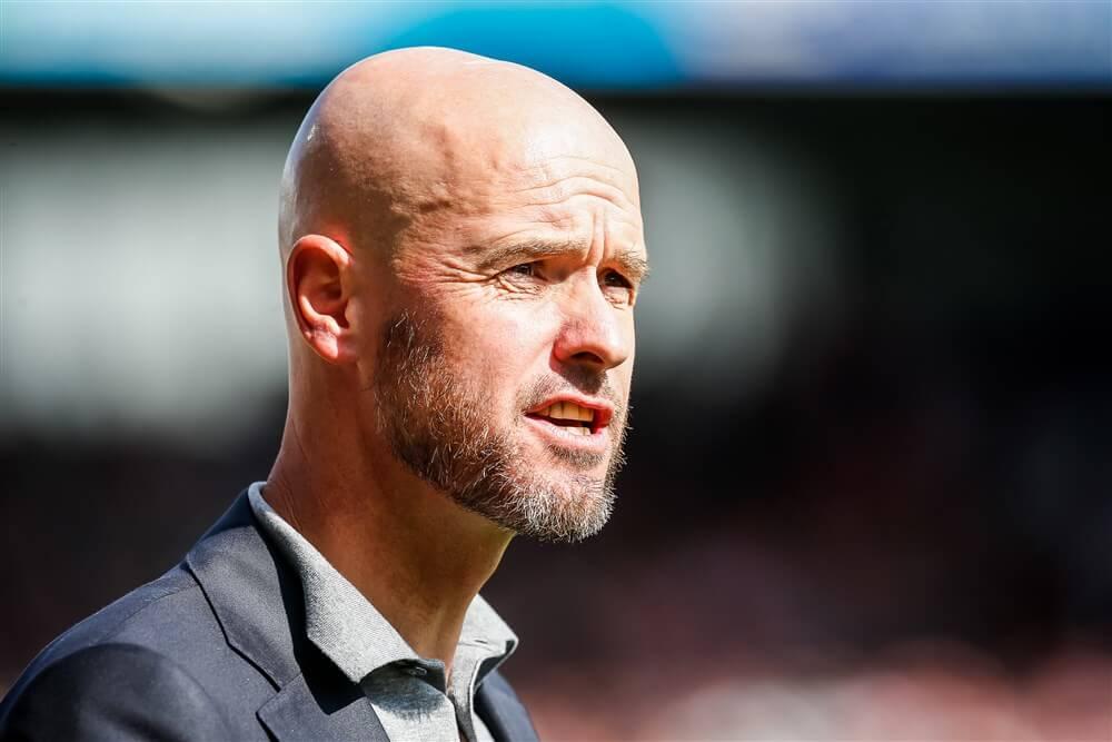 """Wim Kieft: """"Als trainer van Ajax kun je dit niet echt maken""""; image source: Pro Shots"""
