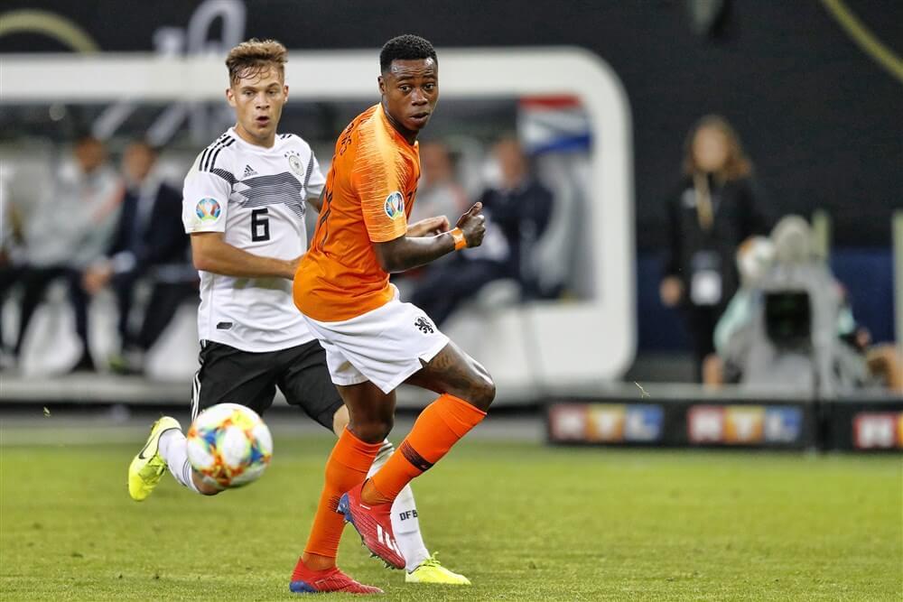 Oranje met Daley Blind en Quincy Promes te sterk voor Duitsland; image source: Pro Shots