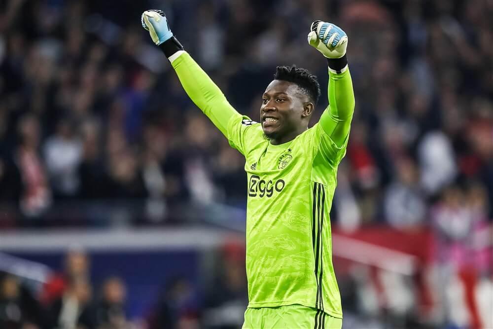 """André Onana: """"Onze selectie is beter dan PSV""""; image source: Pro Shots"""