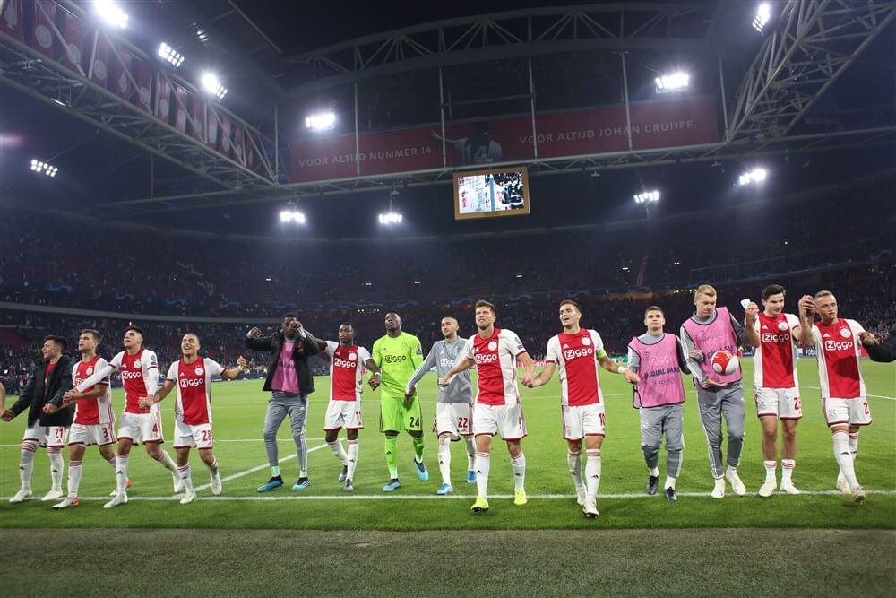 """""""Ajax wil begroting richting 200 miljoen euro""""; image source: Pro Shots"""