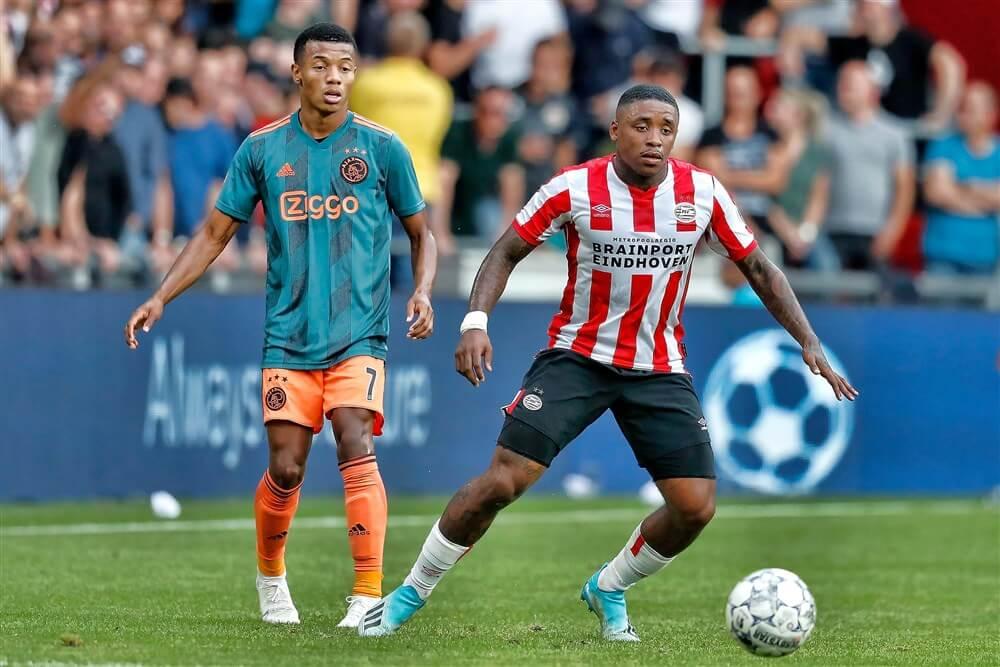 """""""Ajax informeerde opnieuw naar Steven Bergwijn""""; image source: Pro Shots"""