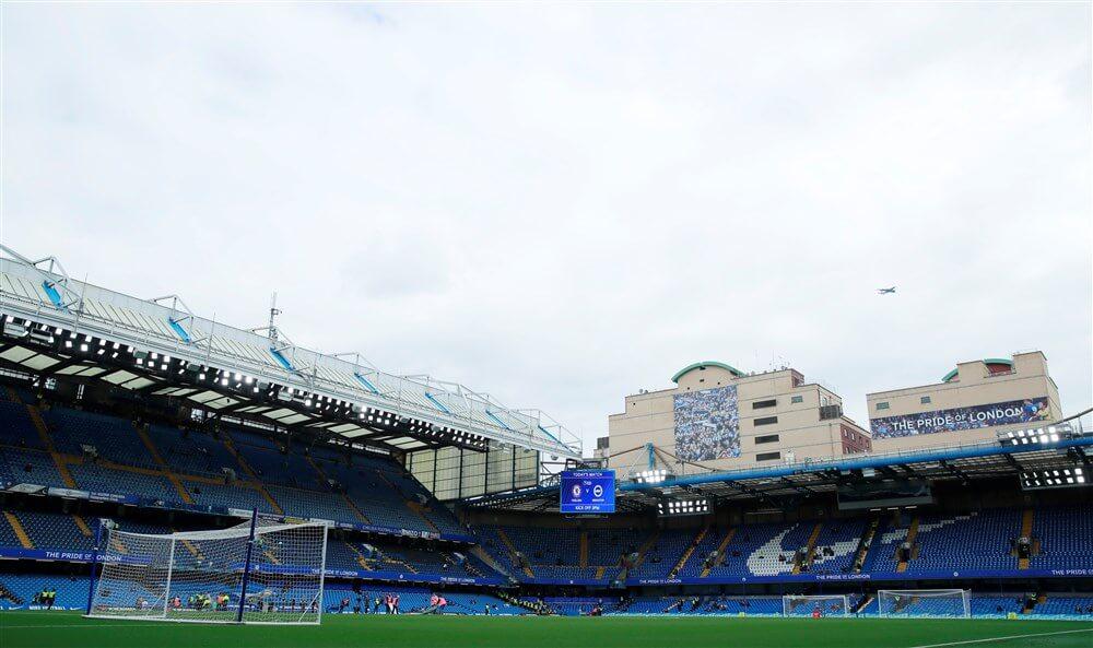 Kaartverkoop uitwedstrijd tegen Chelsea voorlopig uitgesteld vanwege vooronderzoek UEFA; image source: Pro Shots