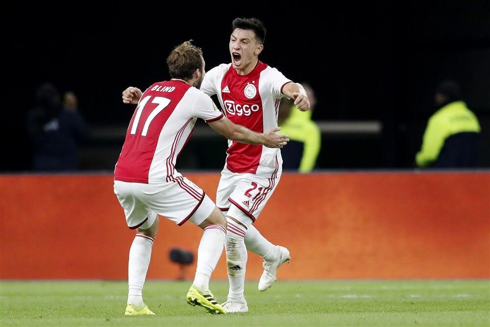 Ajax slaat in laatste kwartier genadeloos toe dankzij prachttreffers; image source: Pro Shots
