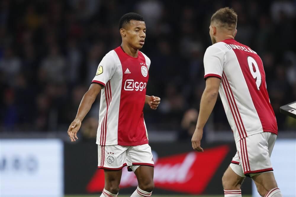 """Erik ten Hag: """"Komst van Ryan Babel nodig gezien blessures bij David Neres en Klaas Jan Huntelaar""""; image source: Pro Shots"""