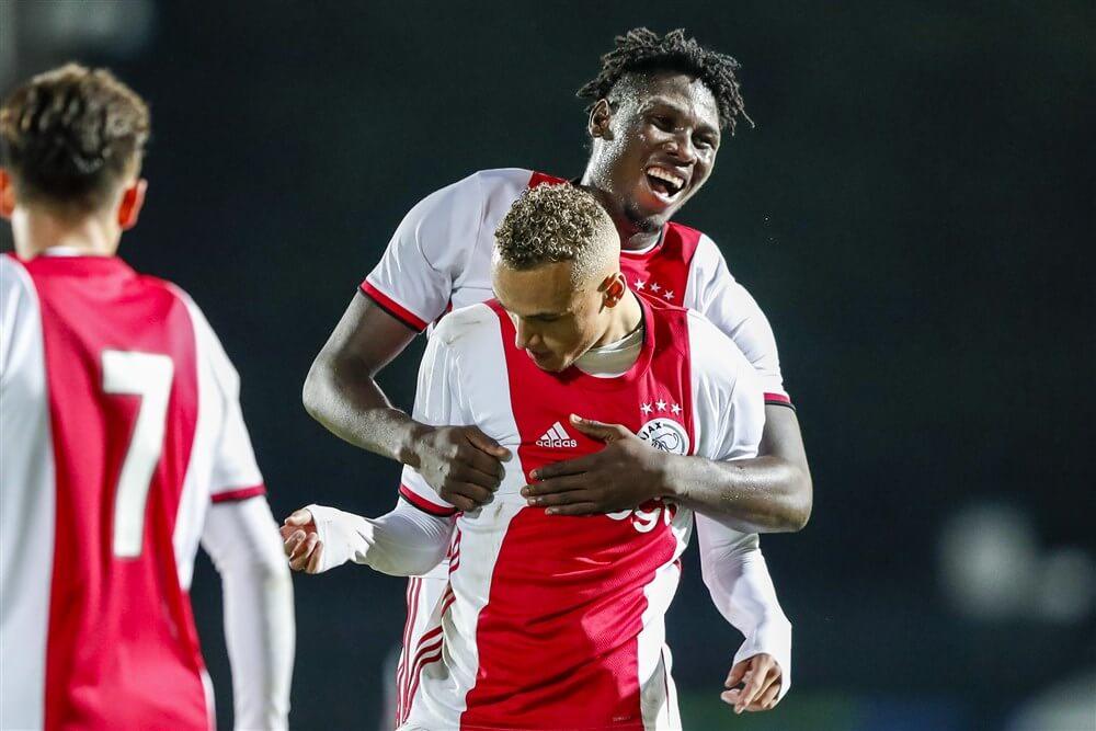 Monsterzege voor Jong Ajax tegen FC Eindhoven; image source: Pro Shots