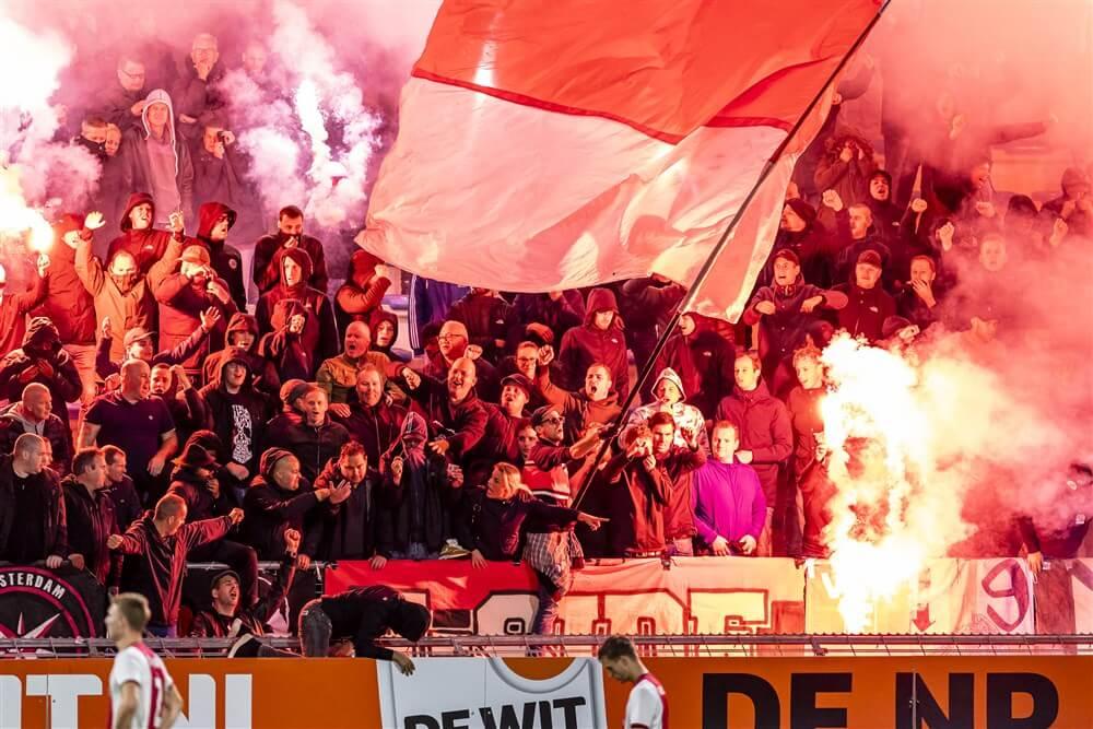 """Supporterscollectief Nederland: """"Zeer teleurgesteld in wedstrijden op zaterdagmiddag""""; image source: Pro Shots"""