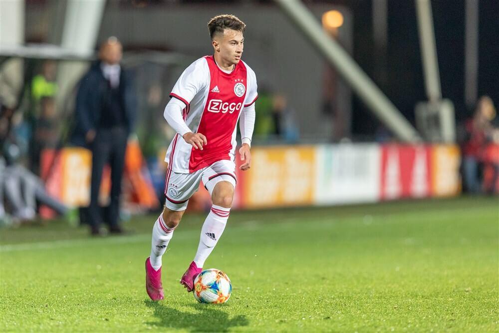 [Update] Ajax bevestigt tijdelijk vertrek Nicolas Kühn; image source: Pro Shots