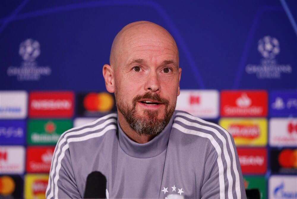 """AD: """"Erik ten Hag niet bovenaan lijst Bayern""""; image source: Pro Shots"""