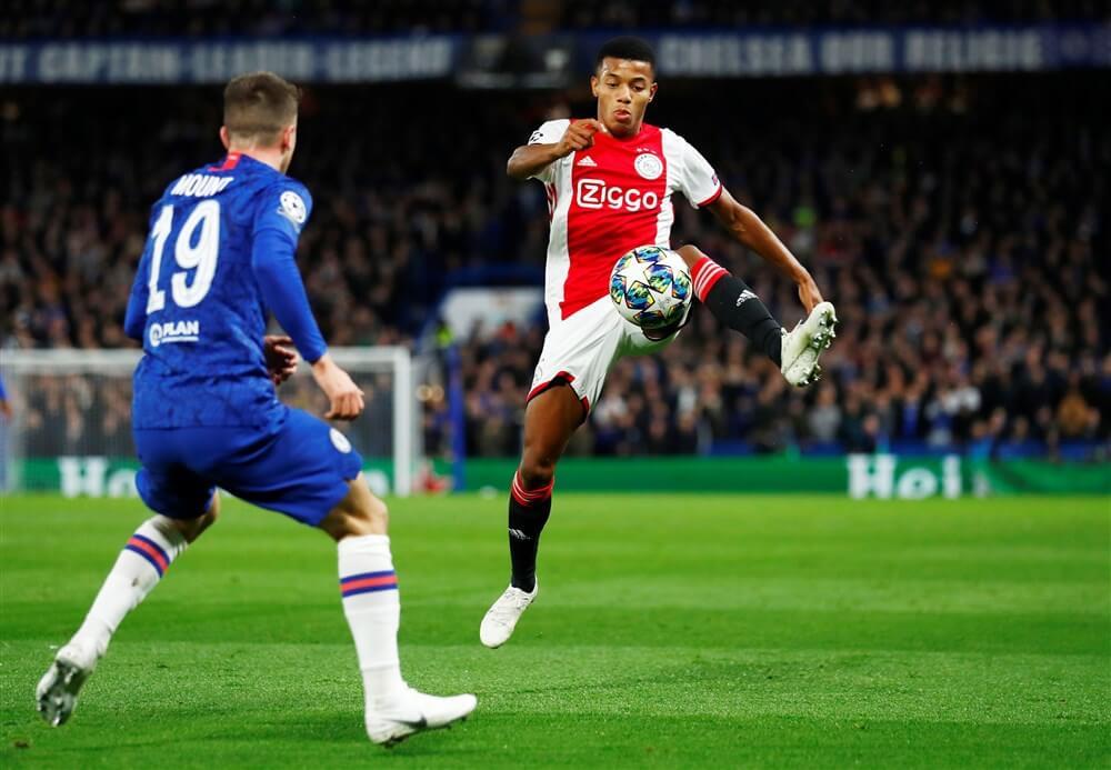 Ajax koopt laatste deel transferrechten David Neres; image source: Pro Shots