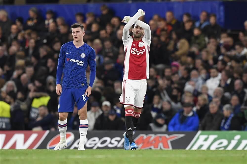 [Update] Ajax bevestigt akkoord met Chelsea over transfer Hakim Ziyech; image source: Pro Shots