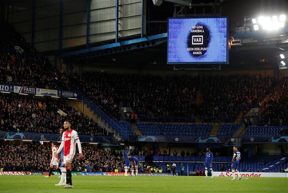 Ajax naar CAS vanwege uitspraken UEFA; image source: Pro Shots