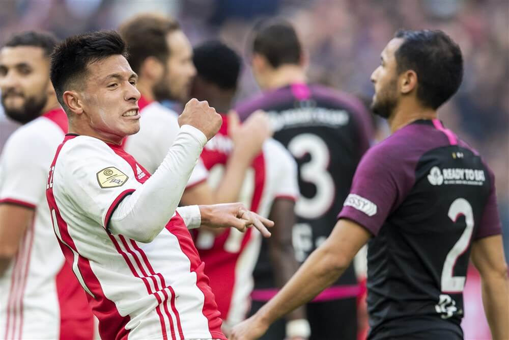 Ajax krijgt vergunning voor 4.500 toeschouwers tegen FC Utrecht; image source: Pro Shots