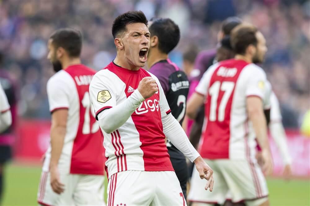 Weergaloos Ajax laat FC Utrecht alle hoeken van het veld zien: 4-0; image source: Pro Shots