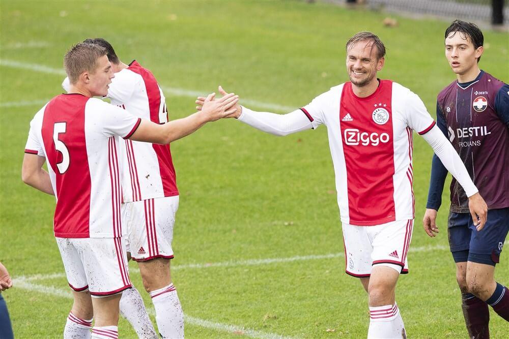 Ajax met ruime cijfers te sterk voor Willem II in besloten oefenduel; image source: Pro Shots