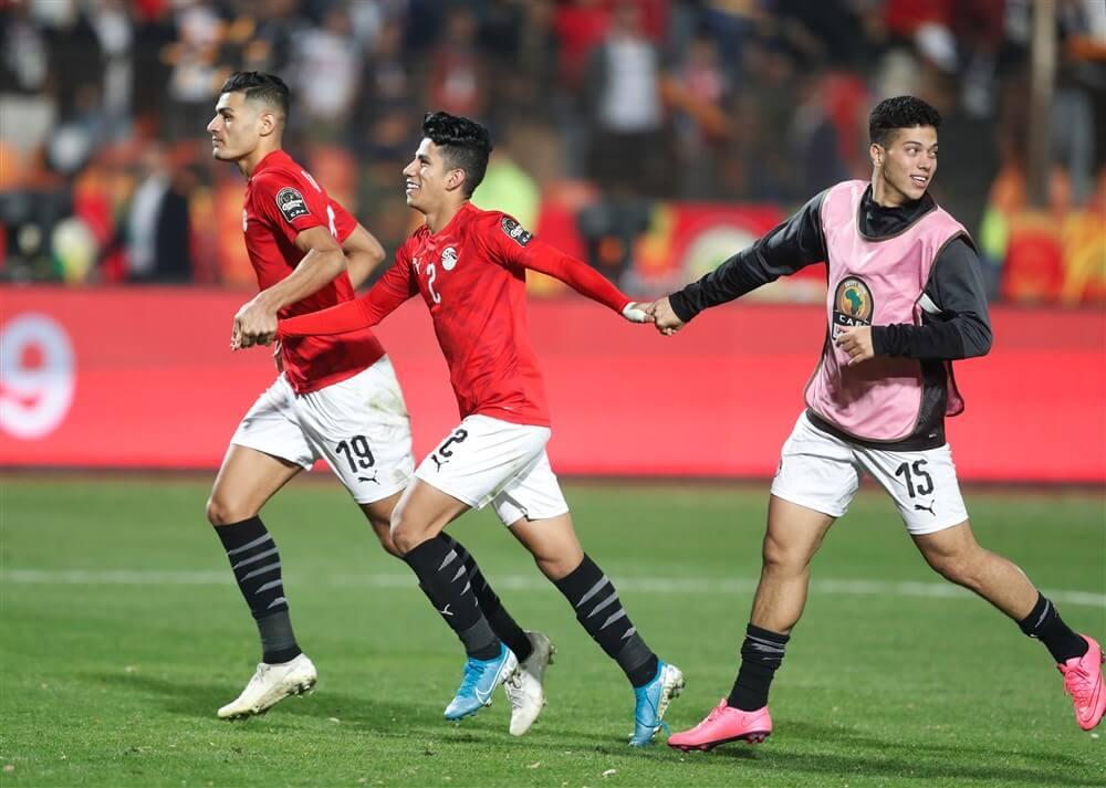 """""""Ajax informeert naar Egyptische aanvaller Abdel Rahman Magdy""""; image source: Pro Shots"""