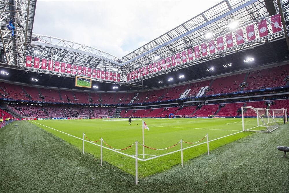 """Ajax in gesprek over huurverlaging ArenA""; image source: Pro Shots"