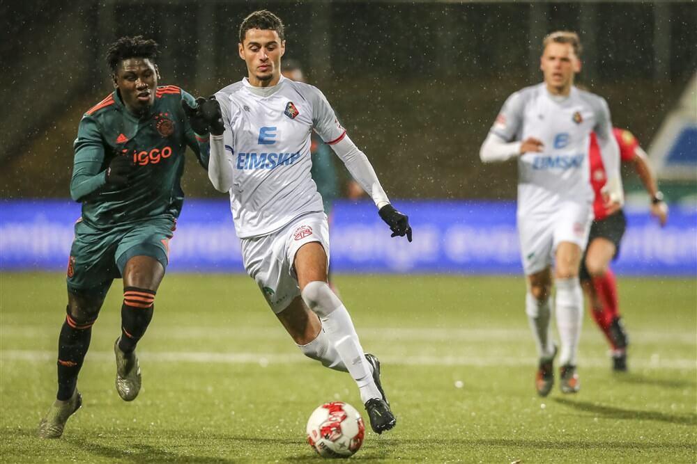 Nipte overwinning voor Jong Ajax op bezoek bij Telstar; image source: Pro Shots
