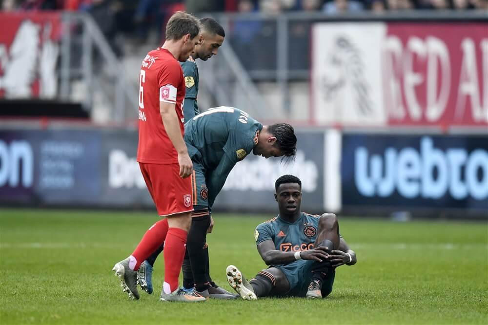Quincy Promes mist thuiswedstrijd tegen Willem II; image source: Pro Shots