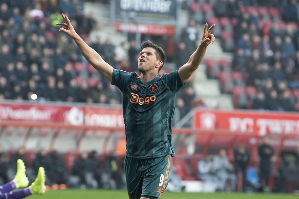 Contract Klaas Jan Huntelaar met een jaar verlengd; image source: Pro Shots