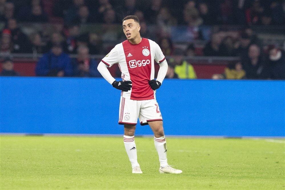 """Edwin van der Sar: """"Er gaat wel vaker iemand weg uit een trainingskamp""""; image source: Pro Shots"""