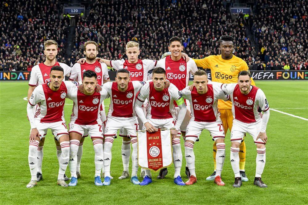 Ajax vrijwel zeker in pot drie tijdens loting groepsfase Champions League; image source: Pro Shots
