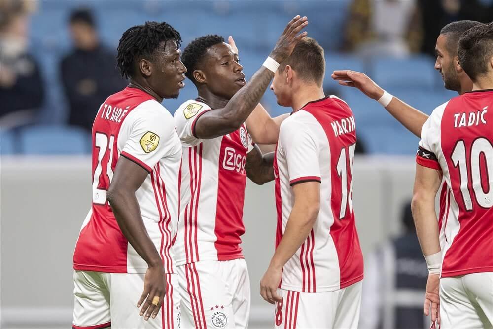 Ajax veel te sterk voor Club Brugge en wint overtuigend; image source: Pro Shots