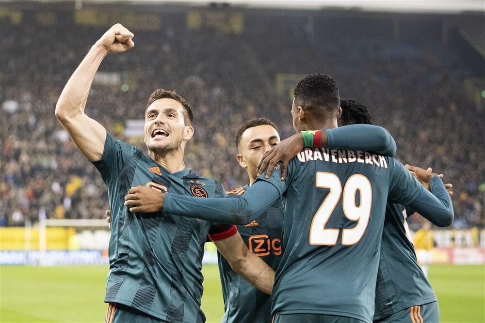 Halve finale tegen FC Utrecht op woensdag 4 maart; image source: Pro Shots