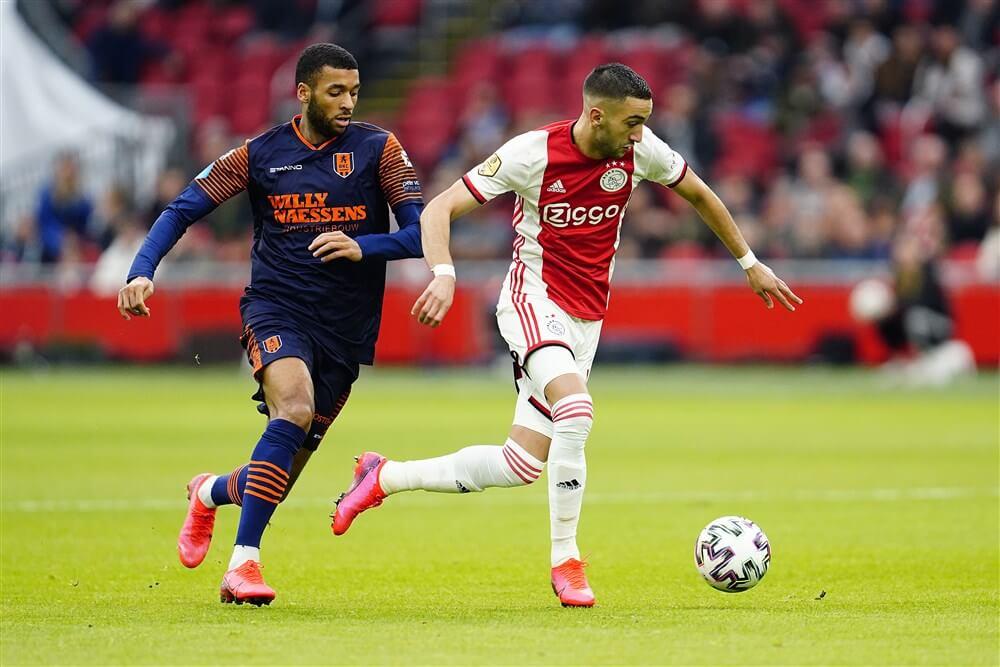 Ajax in voorbereiding tegen RKC Waalwijk; image source: Pro Shots